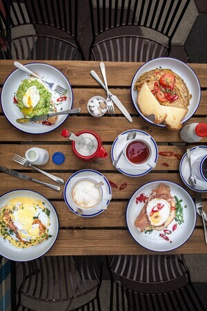 Early Spring Bank Holiday - Boozy Brunch
