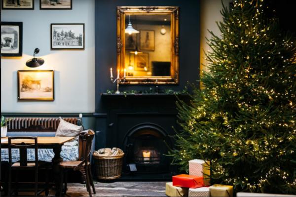 Crafty Christmas corner