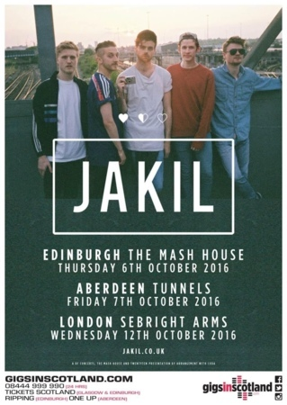 Seabright Arms - Jakil + Special Guests