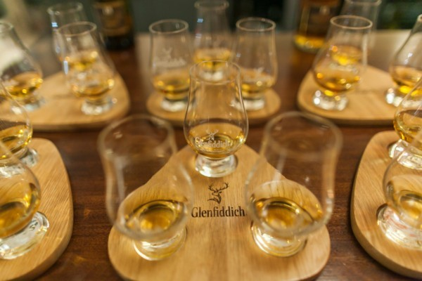 Glenfiddich Deconstructed