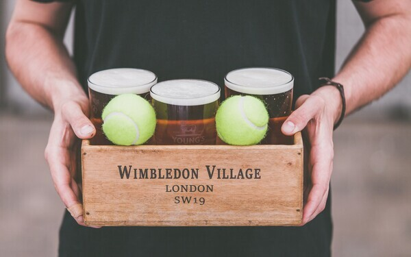 Wimbledon Tennis - Men's singles quarter-finals