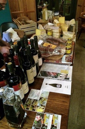 Wine and Cheese Pairing Evening