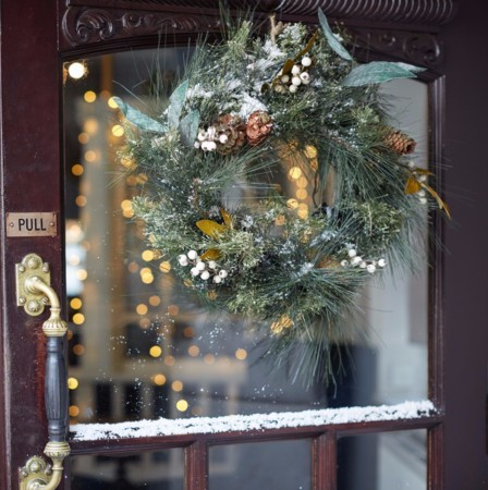 FESTIVE WREATH MAKING - HOSTED BY ASPALL