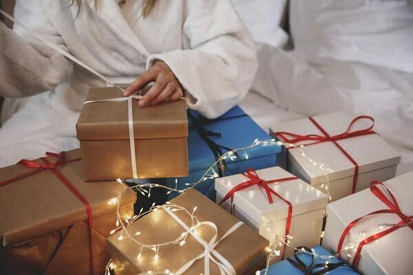 Fifth Day of Christmas: Christmas Lucky Dip