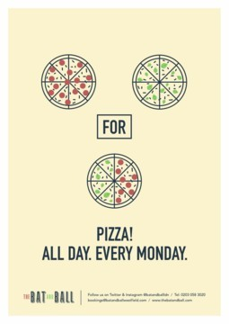 Pizza Mondays