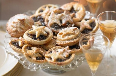 Free mince pie day!