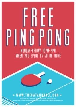 Free Ping Pong