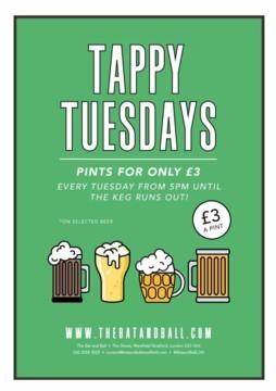 Tappy Tuesdays
