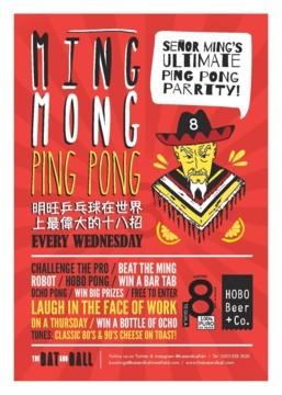 Ming Mong Ping Pong