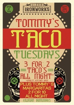 Tommy's Taco Tuesday