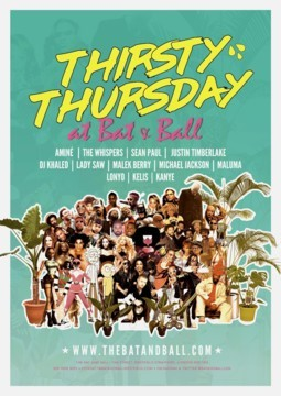 Thirsty Thursdays