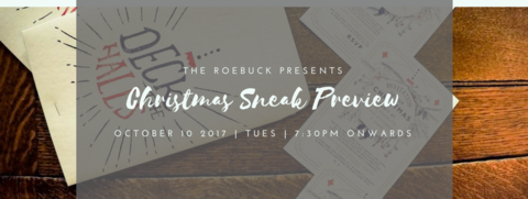 The Roebuck Christmas Showcase