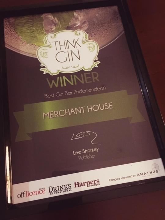 Best Gin Bar