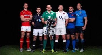 Six Nations - Ireland v Scotland
