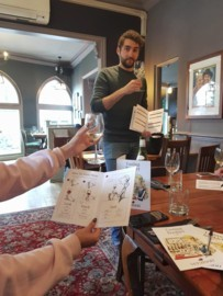 Sensory Wine tasting - Explore you senses and learn about the world of wine