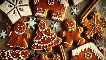 Kids Gingerbread Decoration