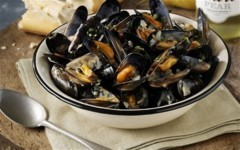 Mussels, do it with passion.