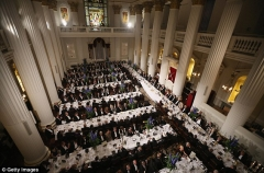 Gin Guild at the Grand Mansion House