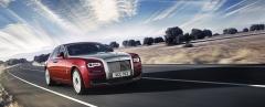 Rolls Royce launch in the Shard