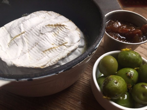 Whole Baked Somerset Camembert