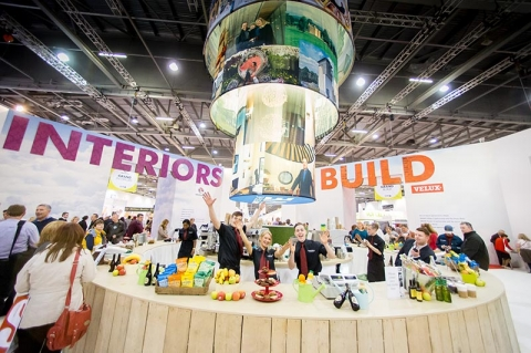 CENTRAL BAR AT GRAND DESIGNS
