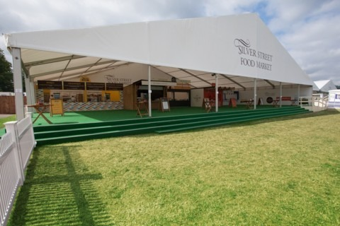 Silver Street Food Market at Royal Ascot 2015