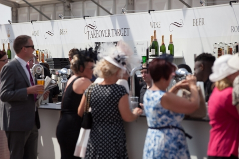 Takeover Target Bar at Royal Ascot 2015