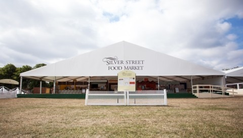 Silver Street Food at Royal Ascot 2015