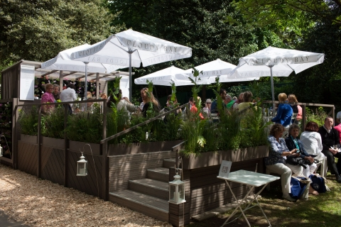 Cloudy Bay at RHS Chelsea Flower Show 2015