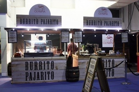 Burrito Pajarito, The London International Horse Show, Olympia London 2015