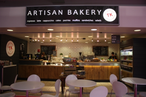 Little TK Artisan Bakery at Olympia London