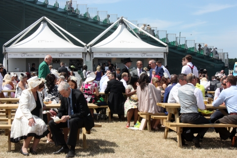 Le Moss Bar at Royal Ascot 2015