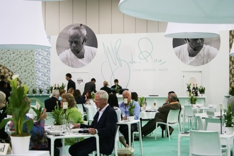 Pop Up Restaurant at Grand Designs, ExCel London