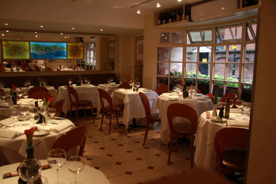 Sale E Pepe Traditional Italian Restaurant Gallery