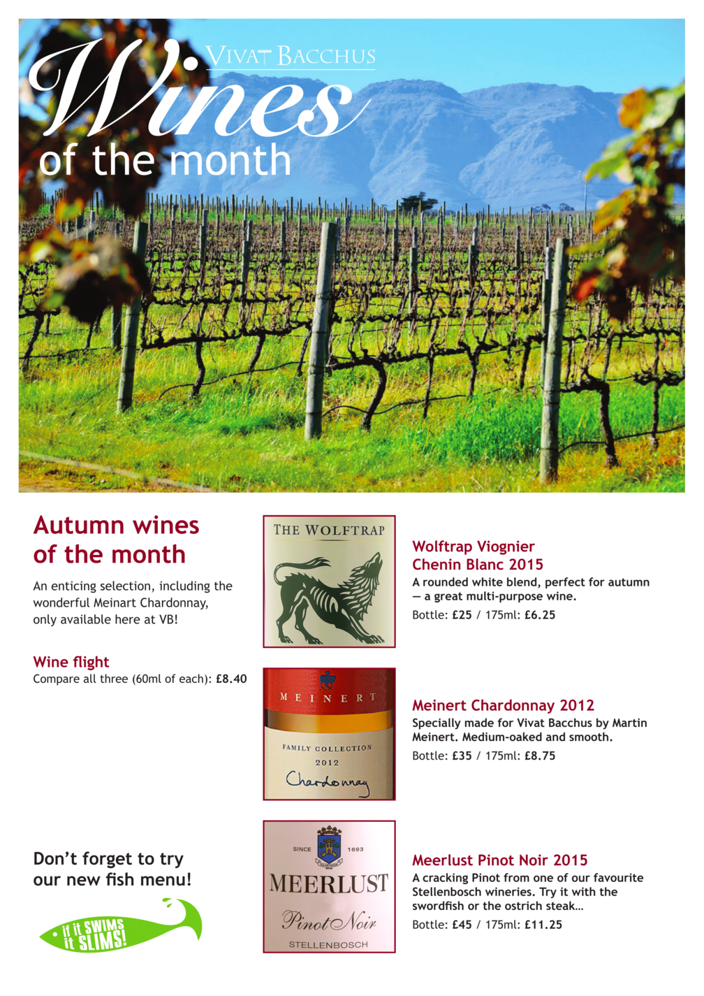 Winery of the month