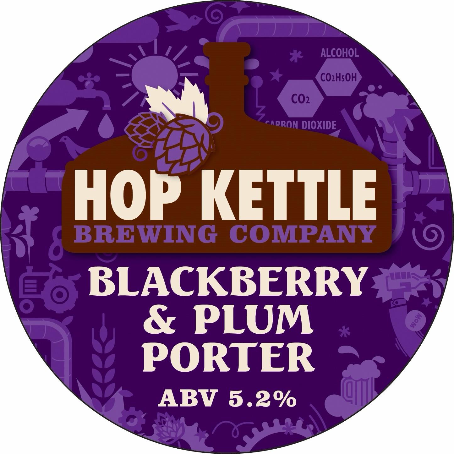 Hop Kettle Blackberry and Plum Porter
