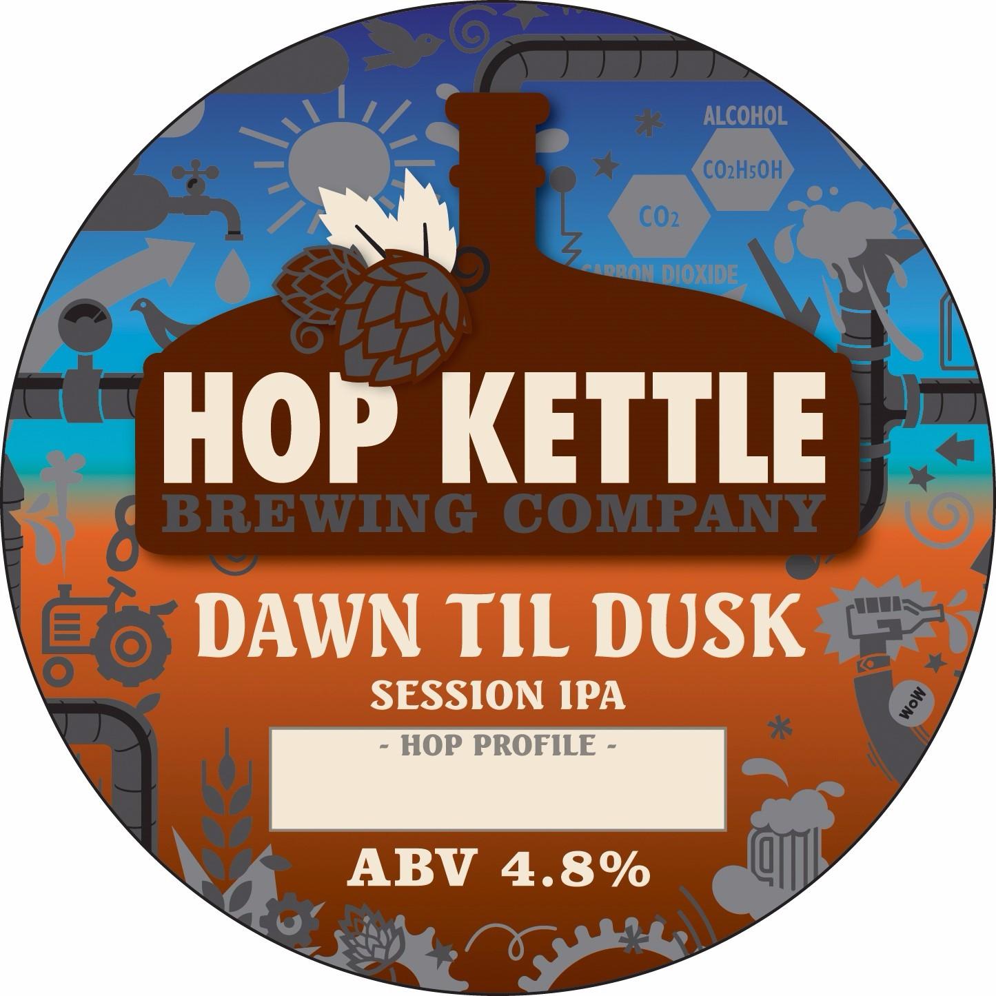 Hop Kettle Dawn Til Dusk