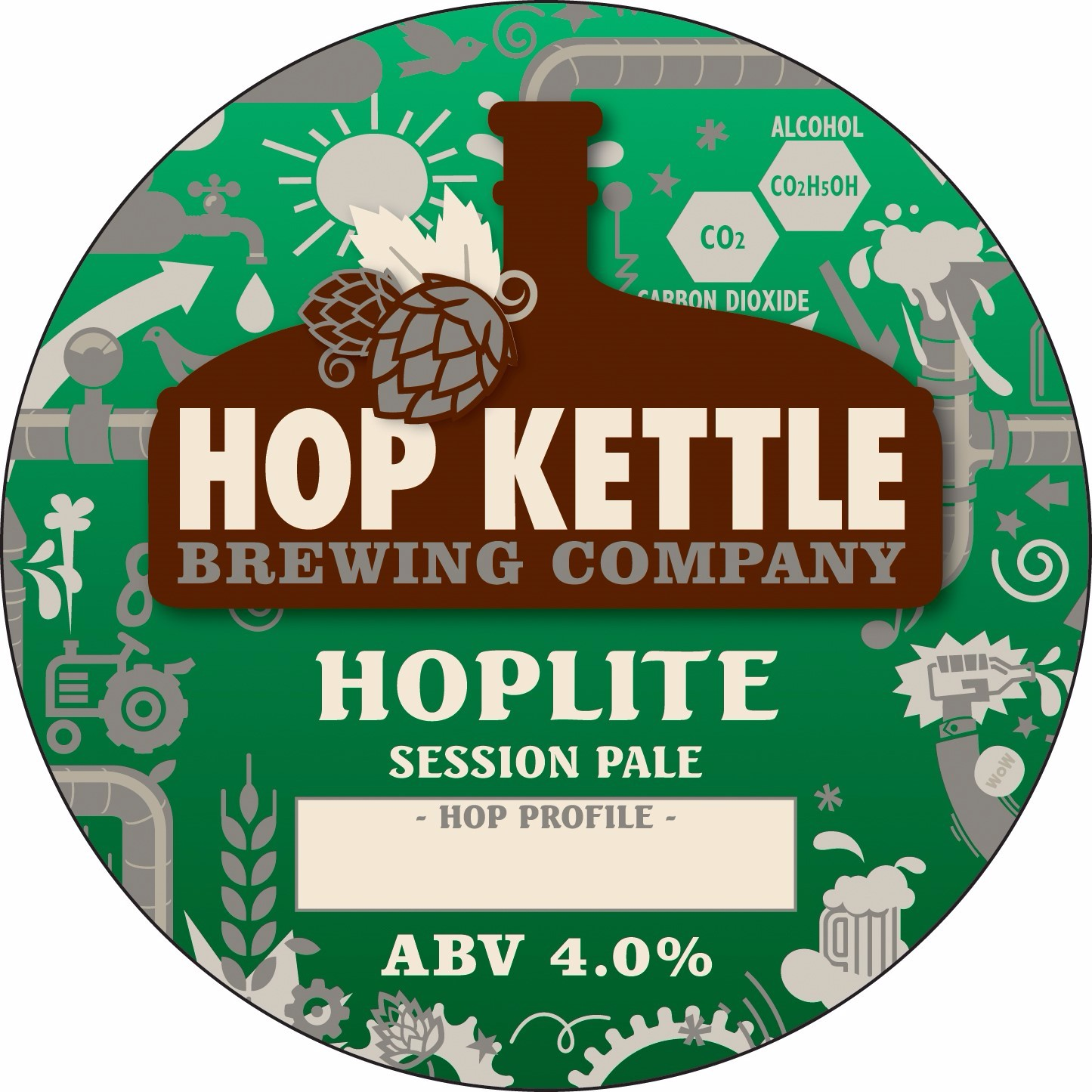 Hop Kettle Hoplite