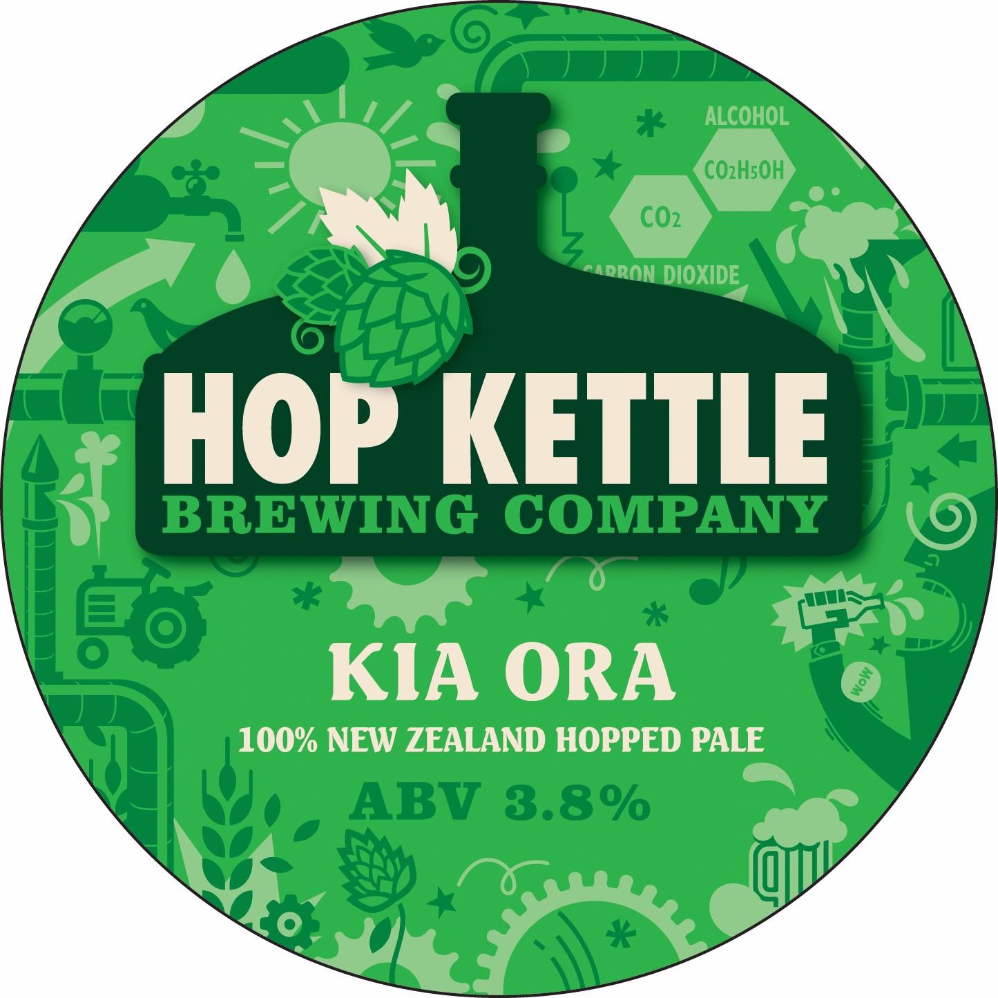 Hop Kettle Kia Ora