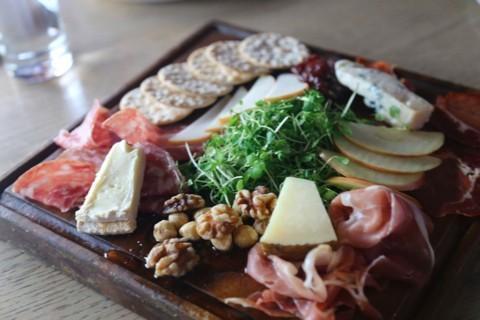 VB's charcuterie & cheese summer board