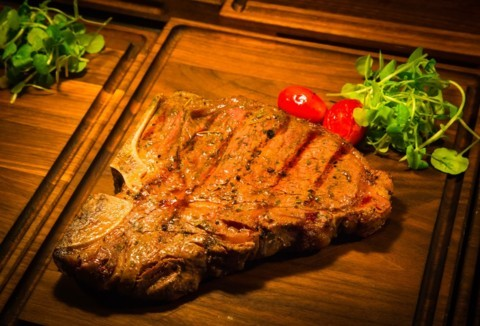 180g Iberico pork chop