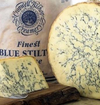 Organic Blue Stilton, England